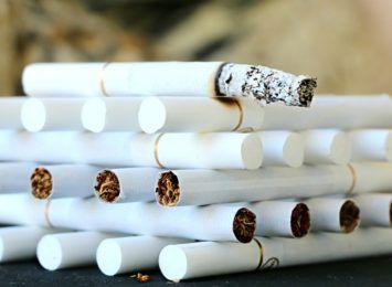 Funkcjonariusze śląskiej KAS zlikwidowali krajalnię tytoniu na terenie powiatu kłobuckiego