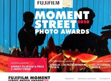 Fujifilm Moment Street Photo Awards