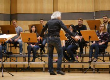1 września dotychczasowy dyrektor artystyczny Filharmonii - Adam Klocek został nowym szefem tej instytucji