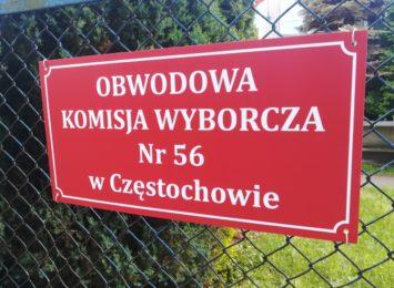 Andrzej Duda wygrał w okręgu częstochowskim