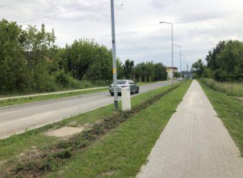 Kierowcy wrócili już na przebudowany fragment ulicy Łódzkiej [WIDEO]