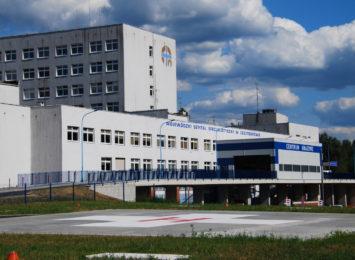 Coraz więcej osób w szpitalu na Parkitce