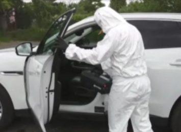 Darmowa dezynfekcja samochodów osobowych w Częstochowie