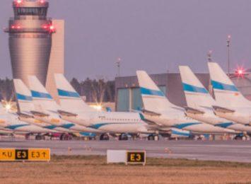 Co z ruchem lotniczym? Z Pyrzowic będzie można odlecieć dopiero 20 czerwca. Wszystko z powodu sytuacji epidemiologicznej w województwie śląskim
