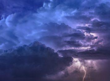 Dziś uważajcie na burze! Wydano ostrzeżenie meteorologiczne