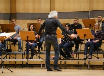 Dwa koncerty filharmoników, czyli inauguracja Gaude Mater i nowego sezonu