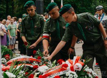 Syreny Alarmowe w Częstochowie ku czci wybuchu Powstania Warszawskiego