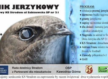 """""""Jerzykowy"""" piknik na Stradomiu"""