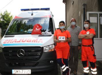 Mimo ograniczonych i małych budżetów, gminy też starają się pomagać w walce z koronawirusem