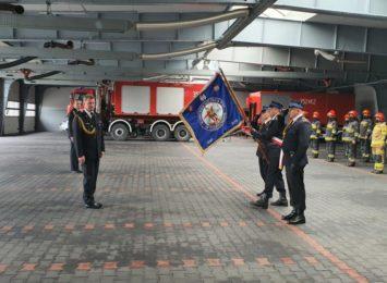 Częstochowscy strażacy mają nowego komendanta