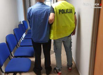 Policjant po służbie w akcji. Pomógł zatrzymać sprawców rozboju