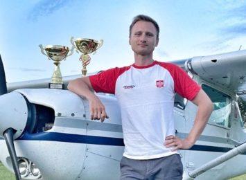 Sukces Marcina Skalika z aeroklubu częstochowskiego!
