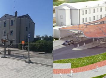 Dworzec Stradom: Koncepcja/ Projekt/ Rzeczywistość - komentarz MZDiT