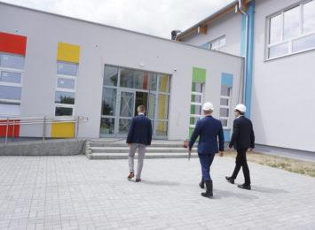 Rozbudowa Szkoły Podstawowej nr 47 już niemal na finiszu