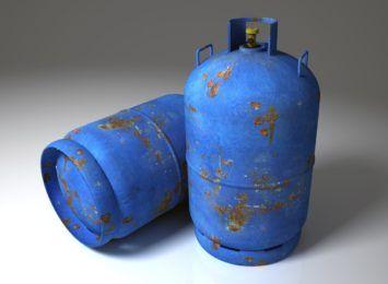Wybuch gazu w Żarkach Letnisku
