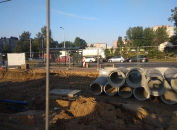 Trwa kolejny etap przebudowy torowiska