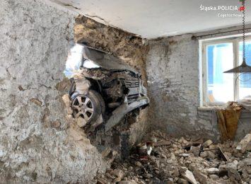 Groźnie wyglądające zdarzenie na ul. Warszawskiej