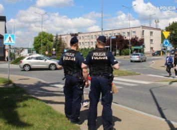 Kłobucka policja wlepiała mandaty