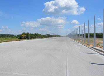 Brakujący fragment A1 od węzła Częstochowa Północ do granicy województwa gotowy za rok