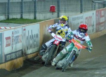 Włókniarz wygrywa w Lublinie i zachowuje szanse na awans do play - off!