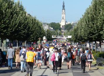 Sezon pielgrzymkowy w Częstochowie w pełni