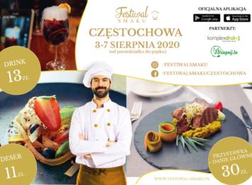 Trwa Festiwal Smaku w Częstochowie oraz w Radomsku!