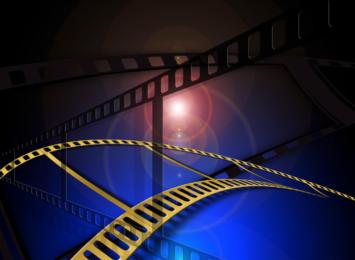 Seans filmowy w amerykańskim stylu