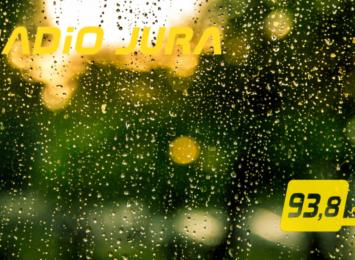 Deszczowy wakacyjny dzień? Polecamy się na 93,8 FM! Obiecujemy poprawić Wam nastrój! [POPOŁUDNIE Z RADIEM JURA]