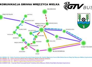 Dziewięć firm zgłosiło się aby świadczyć usługi komunikacyjne w gminie Wręczyca Wielka
