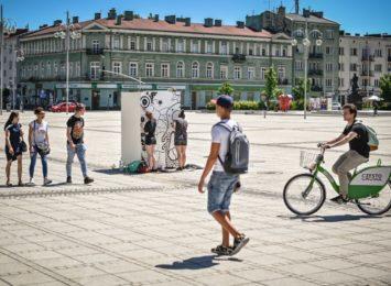 """Częstochowskie """"Boboki"""" na Placu Biegańskiego"""