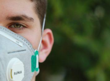 #MaskujSię - tym hasłem Narodowy Fundusz Zdrowia przypomina o obowiązku zakrywania ust i nosa