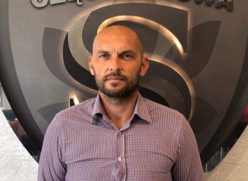 Marek Gołębiewski został nowym trenerem Skry Częstochowa