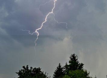 Uwaga na załamanie pogodowe w Śląskiem!