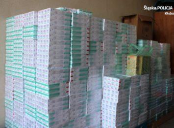 Przewoził kradzione artykuły higieniczne warte ponad 300 tysięcy złotych