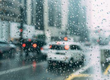 Uwaga na burze i ulewne deszcze!