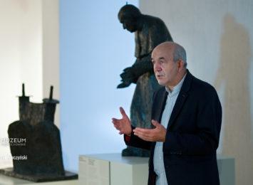 Obraz Treblinki w oczach Samuela Willenberga - to tytuł wystawy, którą do 15 października możemy oglądać w Galerii Dobrej Sztuki