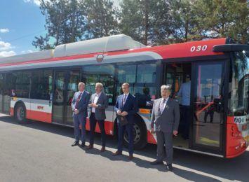Elektryczne autobusy pojawią się jeszcze w tym roku