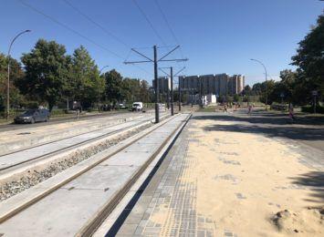 Mieszkańcy czekają na powrót tramwajów