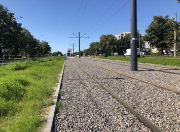 Przebudowa linii tramwajowej. Jak postępują prace?