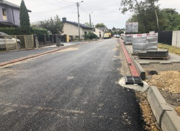 Aktualne remonty drogowe na Stradomiu zmierzają ku końcowi