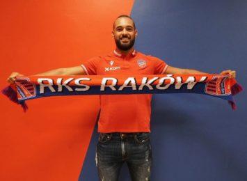 Piłkarz z La Liga dołączył do Rakowa