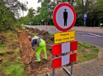 Będzie bezpieczniej na ulicy Kühna w jurajskim Olsztynie