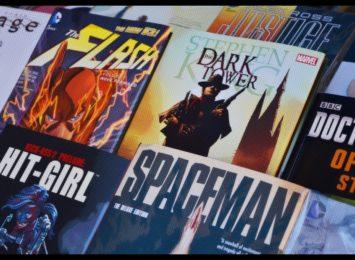 Filia nr 13 Biblioteki Publicznej wzbogaciła swoje zbiory o kilkaset komiksów