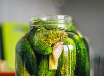 Jedz kiszonki, poprawią Waszą odporność!