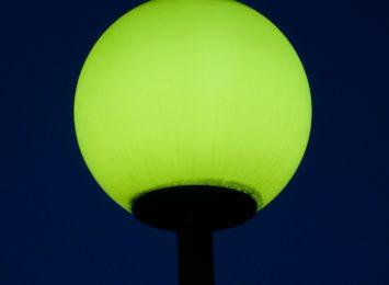 Nowe oświetlenie uliczne na Dąbiu