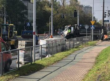 Częstochowscy kierowcy skarżą się na organizację ruchu na Tysiącleciu