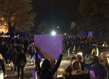Protestują też w Częstochowie