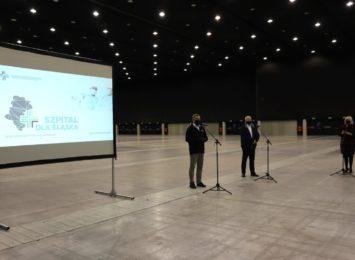 Kolejne działania w Międzynarodowym Centrum Kongresowym w Katowicach