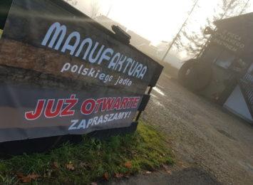 Gościniec. Manufaktura polskiego jadła. Restauracja samochodowa (!) już otwarta!