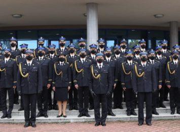 Mamy w Częstochowie więcej strażackiej młodzieży, która zasili szeregi Państwowej Straży Pożarnej